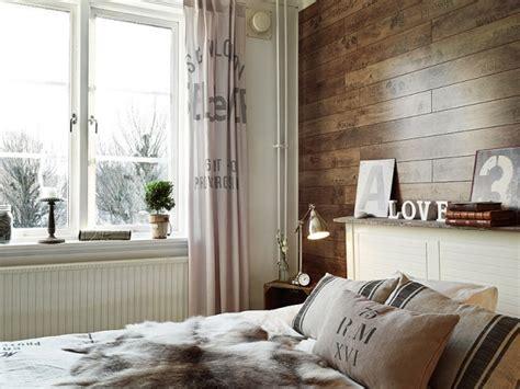 gemusterte vorh nge shabby chic stil ein romantisch wirkendes appartment in