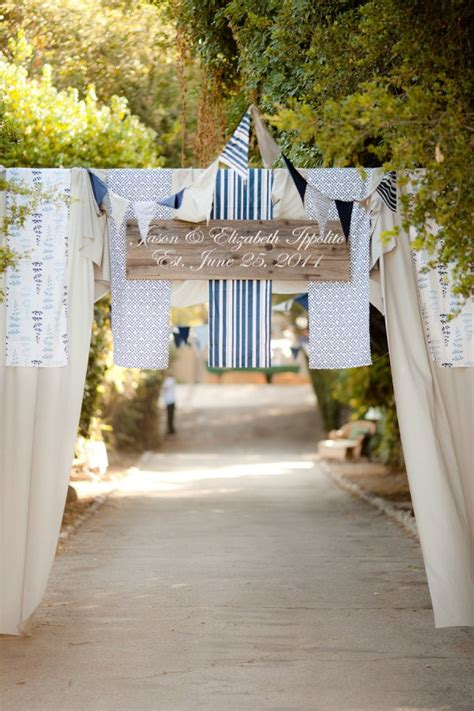 Backyard Wedding Entrance The 9 Best Images About Backyard Events On