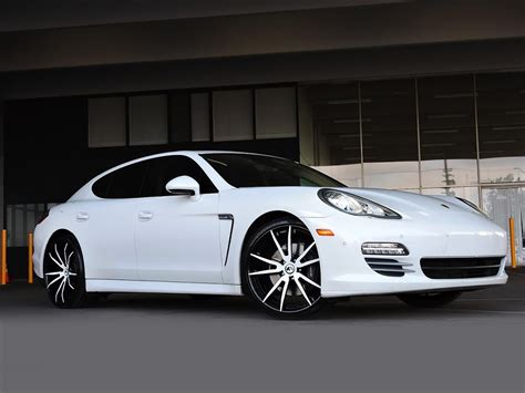 porsche panamera white white on white porsche panamera by wheel service