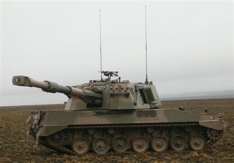 Cp Mk Lahan Ia M la artiller 237 a autropopulsada ej 233 rcito argentino