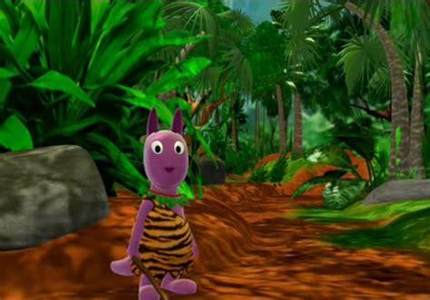 Backyardigans Jungle Episode Into The Thick Of It The Backyardigans Wiki