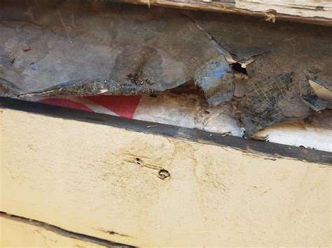 deck repair fix  change flexible flashing