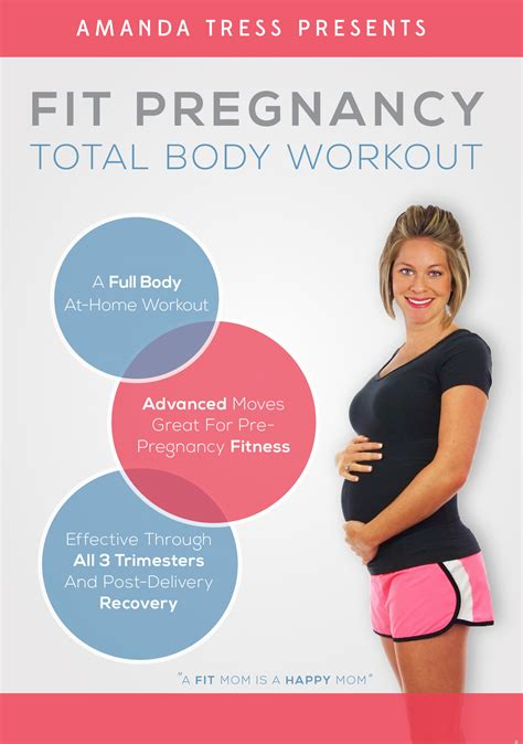 pregnacy exercises fit pregnancy total workout dvd