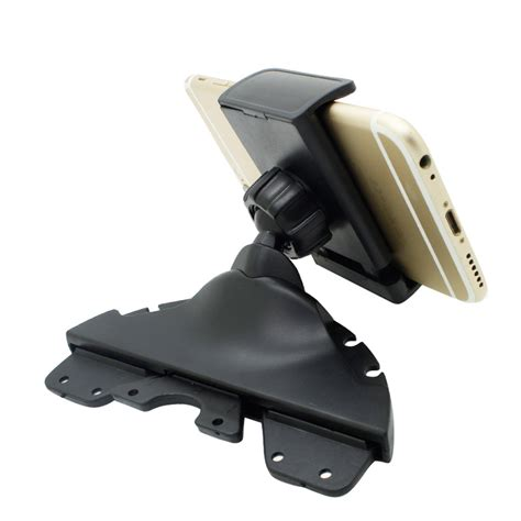 Car Holder Universal T1310 1 sale universal car mount holder cd player slot cradle for smartphone mobile phone in mobile