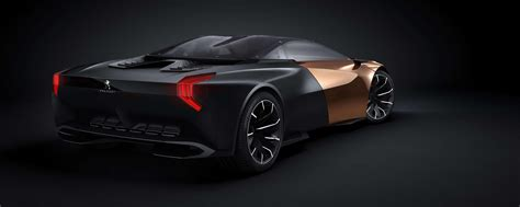 peugeot onyx engine peugeot onyx the concept car with a smart engine