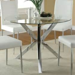 glass dining room tables and chairs best 25 glass top dining table ideas on glass