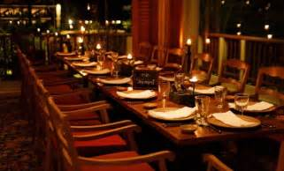 On The Table Restaurant Alone Together The Return Of Communal Restaurant Tables
