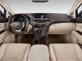Lexus Rx 350 Reliability 2013 Lexus Rx 350 Interior U S News World Report