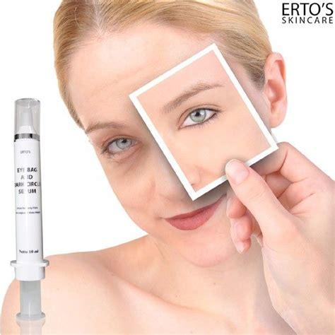 Eye Bag And Circle Serum Ertos jual ertos eye bag serum and circle perawatan wajah