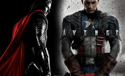 thor ironman captain america film thor and captain america sequels confirmed