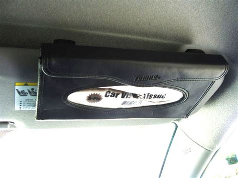 Tempat Tissue Mobil Visor Storage Holder Tissue Organizer Bag Visor other interior accessories tempo car visor tissue holder tissues was sold for r34 99 on 17
