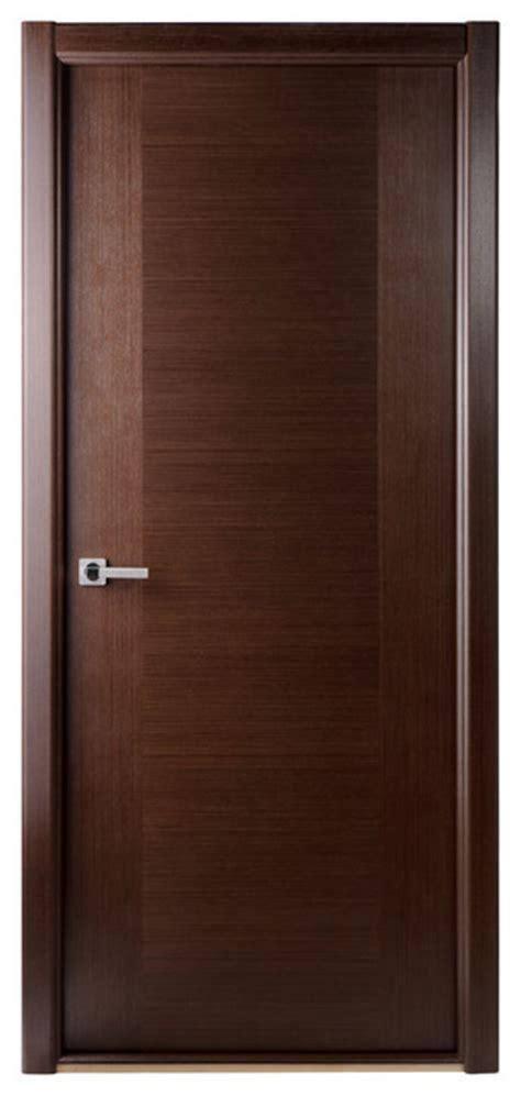 Classica Lux Interior Door Wenge Contemporary Interior Interior Doors Nyc