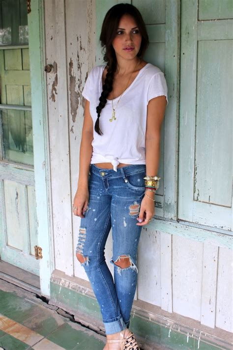 simple and easy hairstyles on jeans girls best stylish ways to treat and a super easy