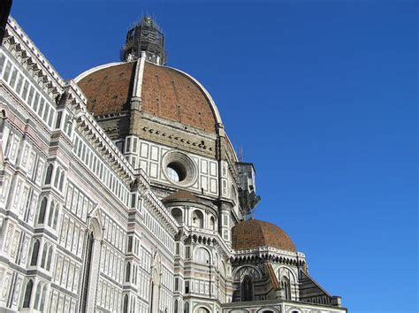 cupola florence brunelleschi s dome the largest masonry dome built