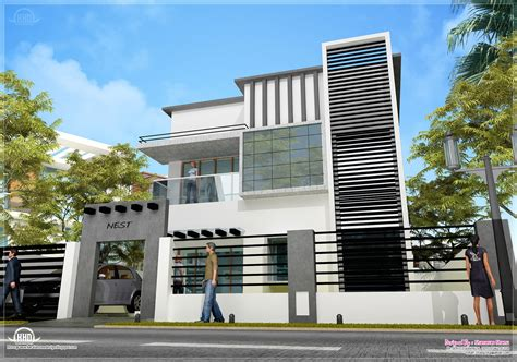 modern home design enterprise 1600 sq feet contemporary modern home design house