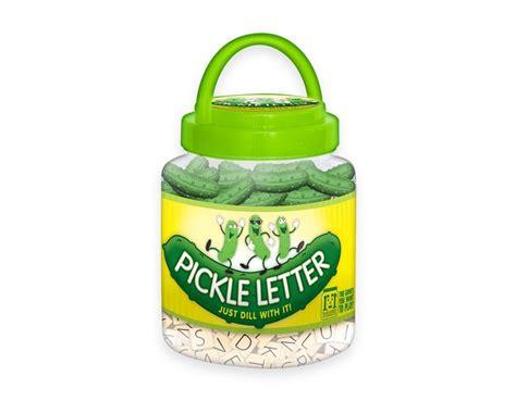 Pickle Letter pickle letter r r