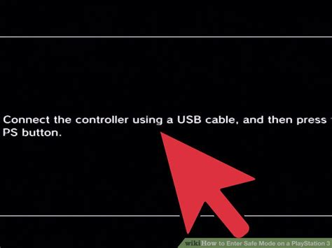 ps3 video reset no second beep how to enter safe mode on a playstation 3 7 steps with