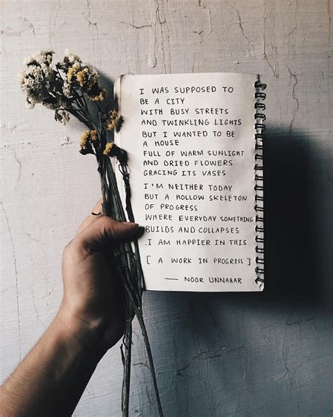 themes for poetry tumblr a work in progress poetry by noor unnahar quotes