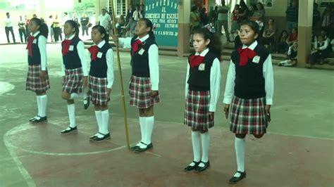 imagenes de faldas escolares escolta escuela primaria quot constitucion mexicana quot poza rica