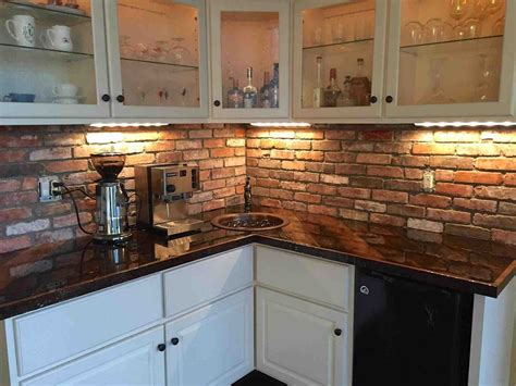 backsplash for kitchen walls faux stone backsplash kitchen temasistemi net