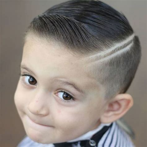 short boy haircuts with a hard part the hard part haircut men s shaved line hairstyles