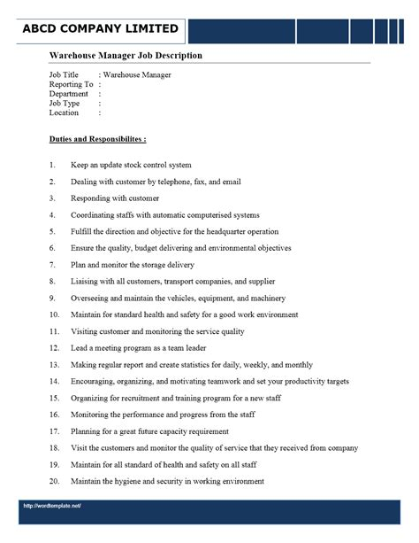 100 resume summary for warehouse worker remarkable sle resume objective statements 8