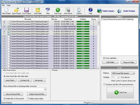 Finder Free Fast Duplicate File Finder Helps You Out Files For Free Pcworld