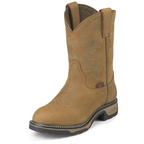 youth tony lama 174 8 quot tlx 174 western boots 173162