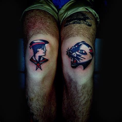 easy knee tattoo 100 famous knee tattoo designs and ideas on knee golfian com