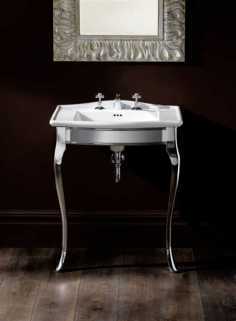 lade x bagno lavabo singolo a consolle by