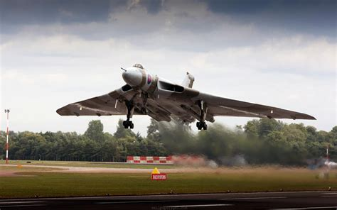 Boomber Voolcon avro vulcan fighter aircraft