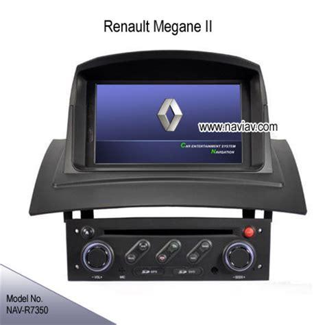 Mp3 Player Mit Radio 2491 by Renault Megane Ii Oem Stereo Radio Dvd Player Gps