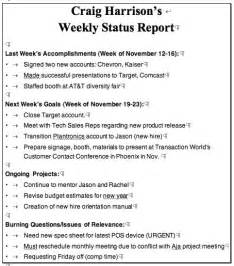 Weekly Accomplishment Report Template Accomplishment Report Format Helloalive