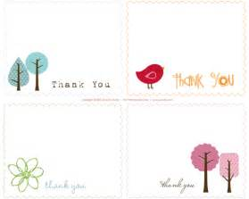 34 free thank you cards and notes for you to