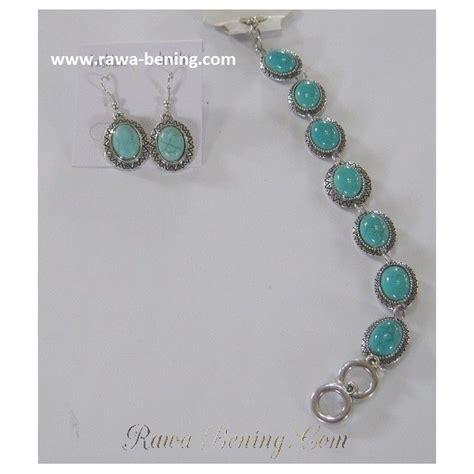 Batu Cincin Pirus Dari Sumatera jual perhiasan gelang dan anting batu pirus alami