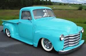Chevrolet Truck Models 1950 Chevrolet Trucks