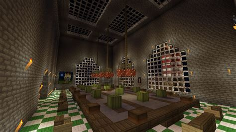Minecraft Castle Dining Room Minecraft Castle Rooms Related Keywords Minecraft Castle