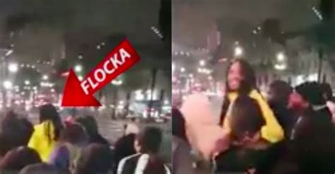 hit house music my hero waka flocka saves fan from being hit by car house music hits