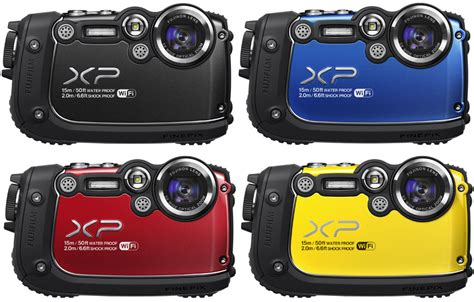 Kamera Fujifilm Finepix Xp200 fujifilm outdoorkamera finepix xp200 produktneuheiten prophoto