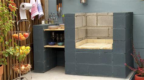 hagalo usted mismo como hacer  quincho  bloques de concreto