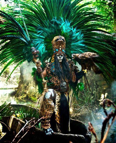 imagenes guerreros mayas guerrero jaguar penachos pinterest