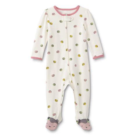 wonders newborn s sleeper pajamas hedgehog