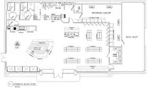Floor Plan Of A Store Ninnekah Design Jaycomp Development