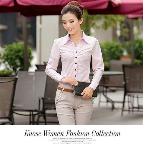 Baju Kemeja Kerja Wanita Baju Kemeja Kerja Wanita 2014 Model Terbaru Jual Murah