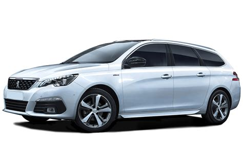 Peugeot 308 Sw Estate Practicality Boot Space Carbuyer