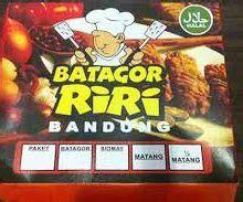 Batagor Mertua batagor riri toko oleh oleh khas bandung