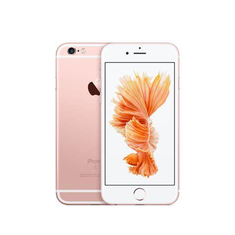 refurbished iphone  gb rose gold apple