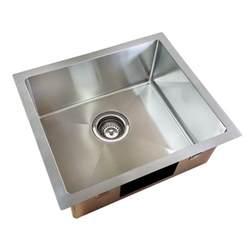 bunnings kitchen sink everhard squareline plus single bowl kitchen sink