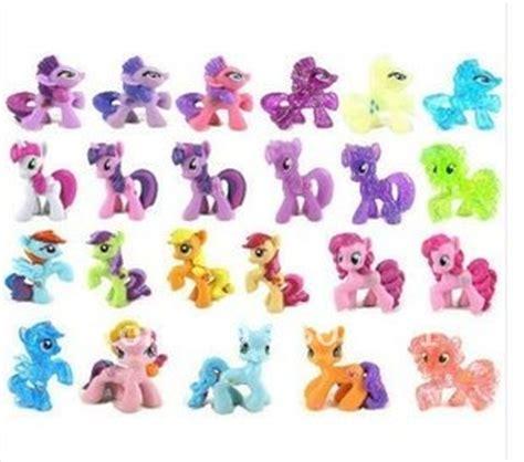 Figure My Pony 8pcs 30 pcs wholesale 2 inch my pony toys sale mlp