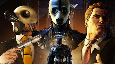 Boy Series Batman 2 batman the telltale series episode 5 review aotf